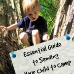 Essential Guide to Sending Your Child to Camp 150x150 The Ultimate Tween Sleepover Party!!!