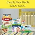 Simply Real Deals 6/05/14-6/09/14