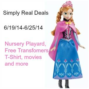 Simply Real Deals 6/19/14- 6/25/14 9