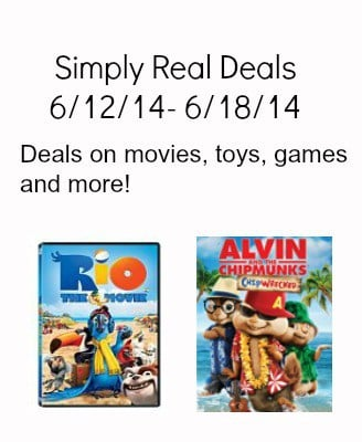 Simply Real Deals 6/12/14- 6/18/14 10