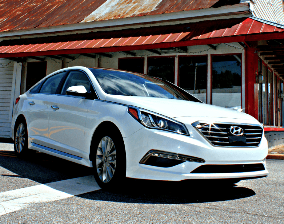 Experiencing The 2015 Hyundai Sonata Limited 1