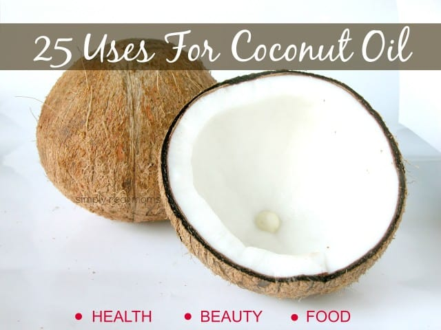 25 Uses for Coconut Oil