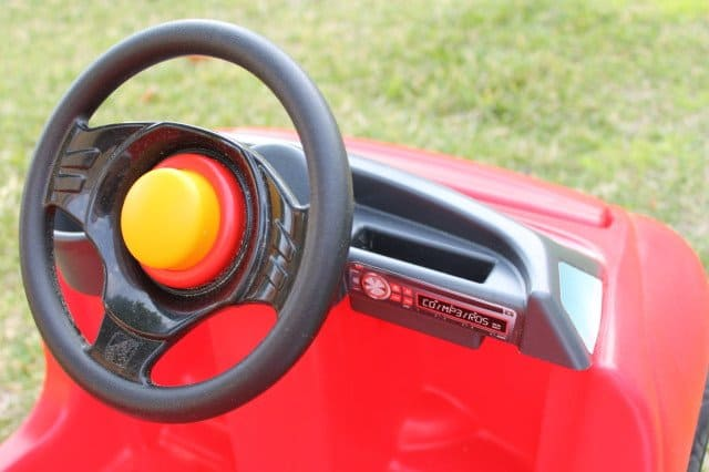 Easy Steer Sportster Dash
