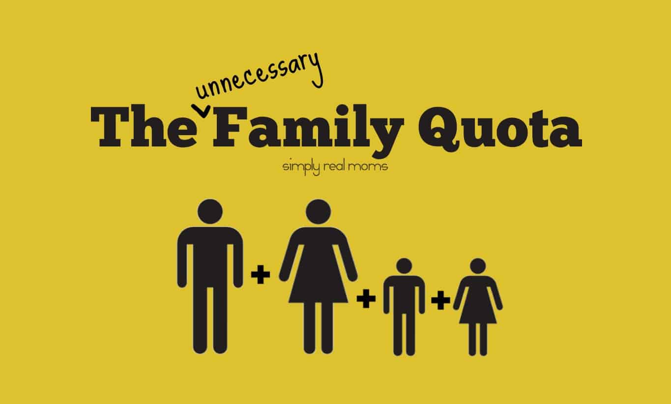 The Family Quota 3