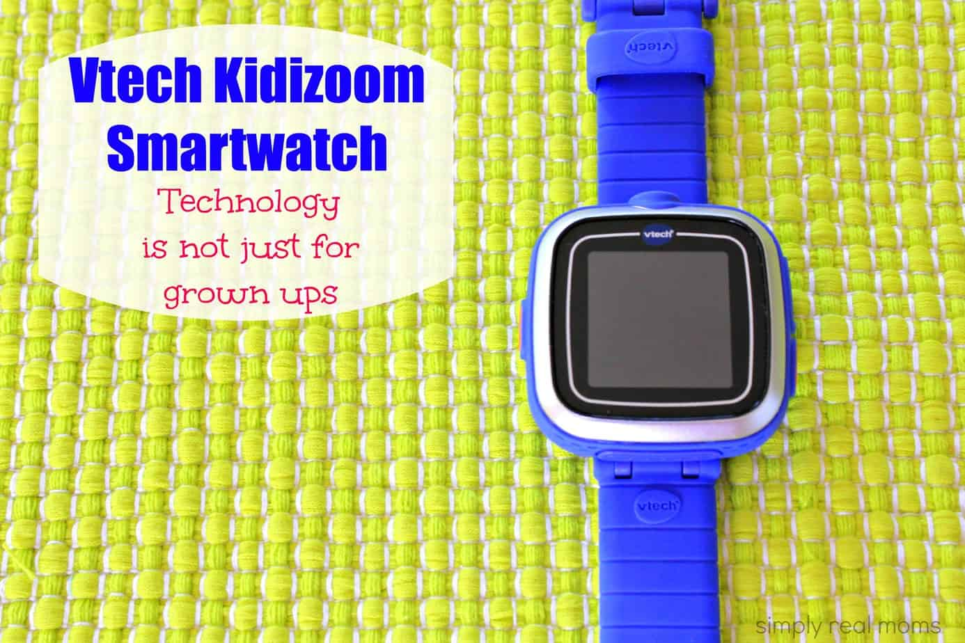 Vtech Kidizoom Smartwatch: Technology is Not Just For Grown Ups  3