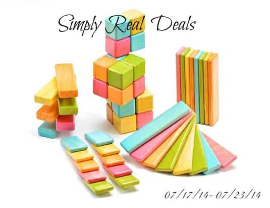 Simply Real Deals 7/17/14-7/22/14 11
