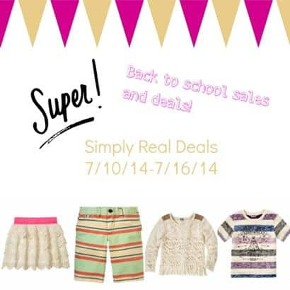 Simply Real Deals 7/10/14-7/16/14 1