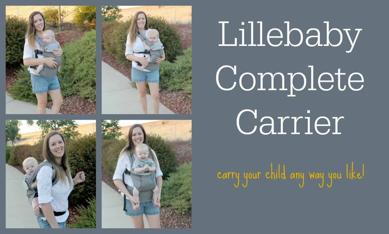 Lillebaby Complete Carrier 4