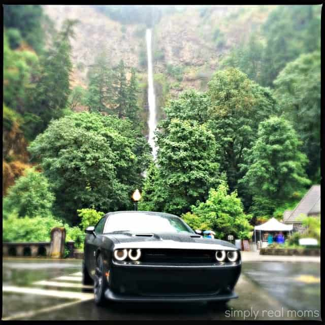 Challenger Waterfall