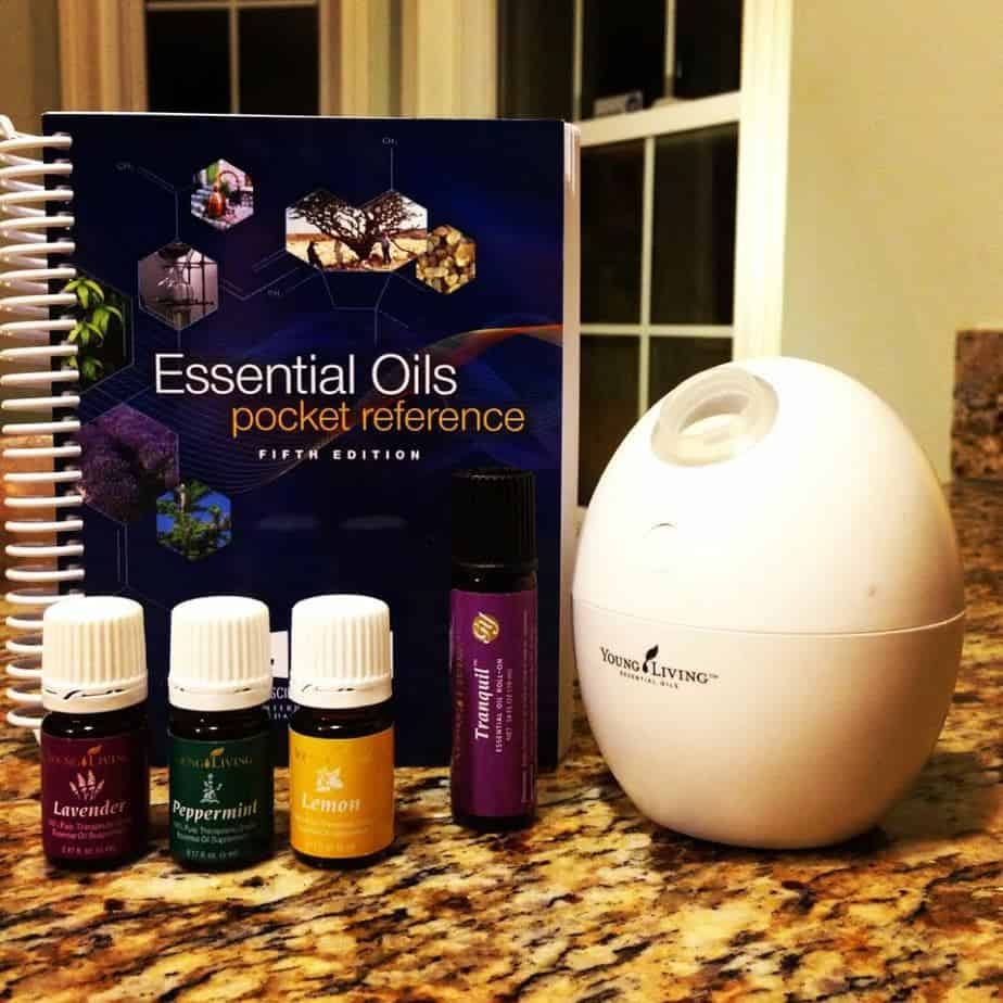 Young Living Essential Oils Bundle Kit Giveaway 1