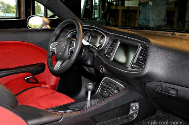 2015 Dodge Challenger Srt Hellcat First Impression Simply Real Moms