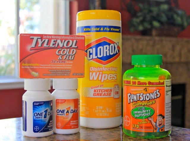 Keeping Healthy During Flu Season 7