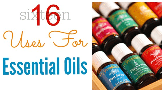 16 Uses For Essential Oils 3