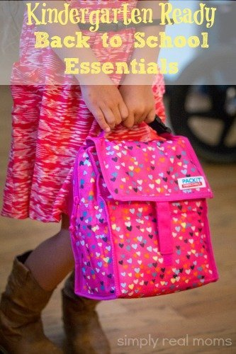 Kindergarten Ready- Back to School Essentials  34