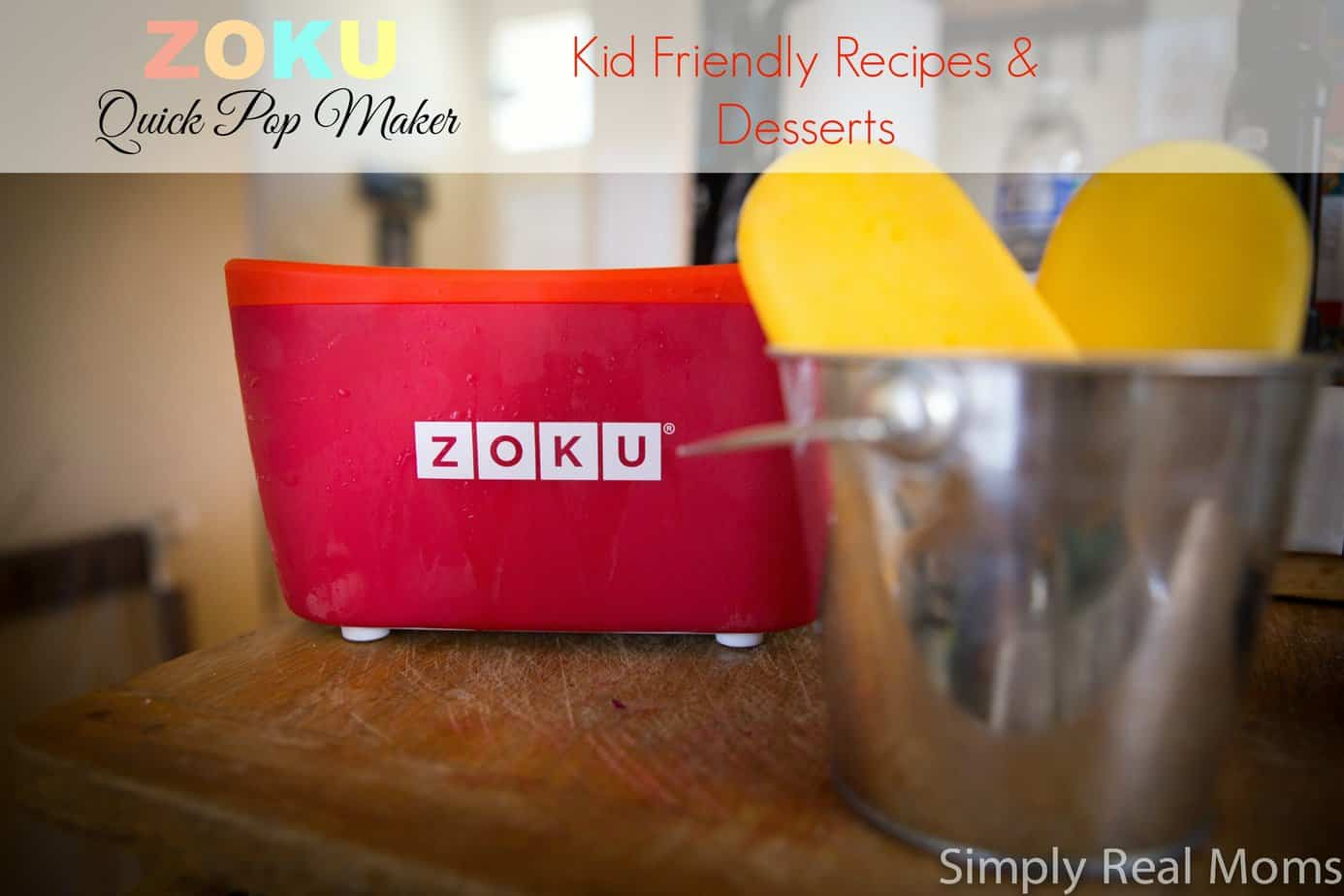 We Love the Zoku Quick Pop Maker! 1