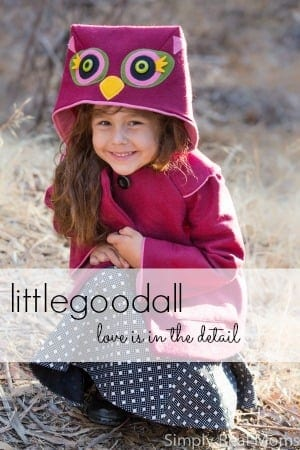 Littlegoodall...Love is in the detail 1