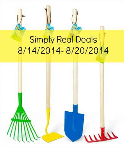 Simply Real Deals 8/14/2014- 8/20/2014 1