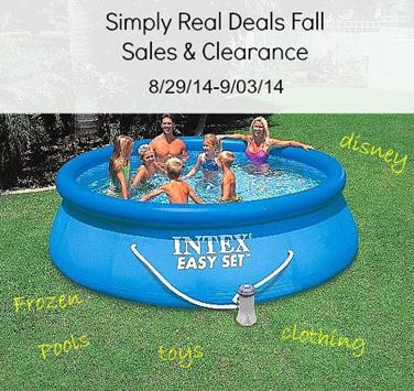 Simply Real Deals 8/29/14-9/03/14 1