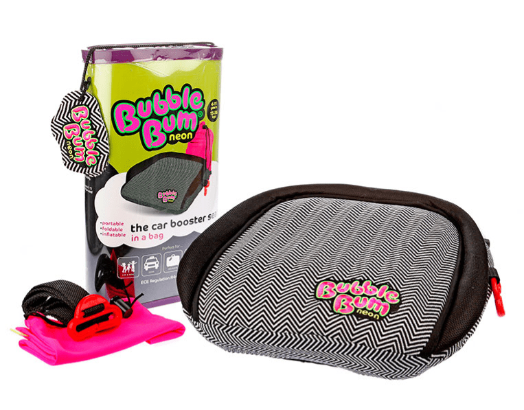 BubbleBum Booster Seat: Traveling With Kids Made Easier 1