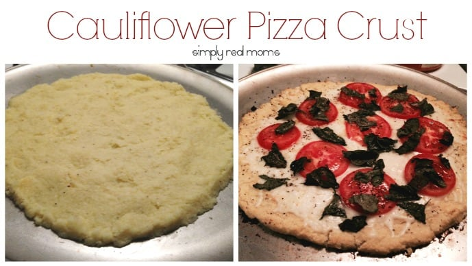 Cauliflower Pizza Crust 4