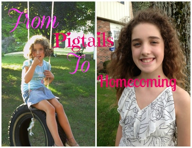 Dear Daughter-From Pigtails to Homecoming
