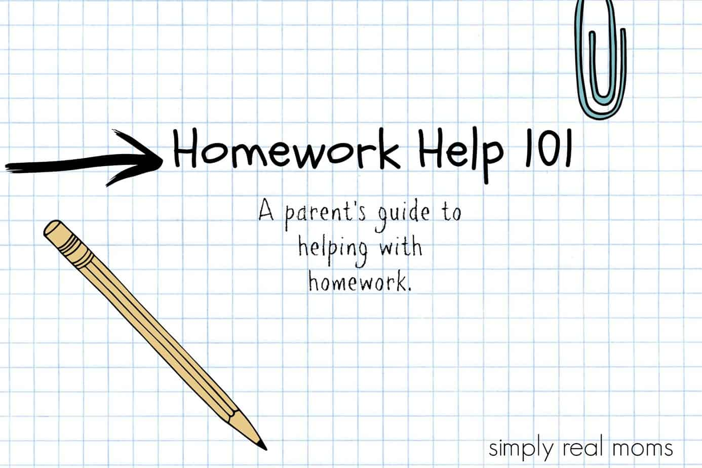 Homework Help 101: A parent's guide to helping with homework