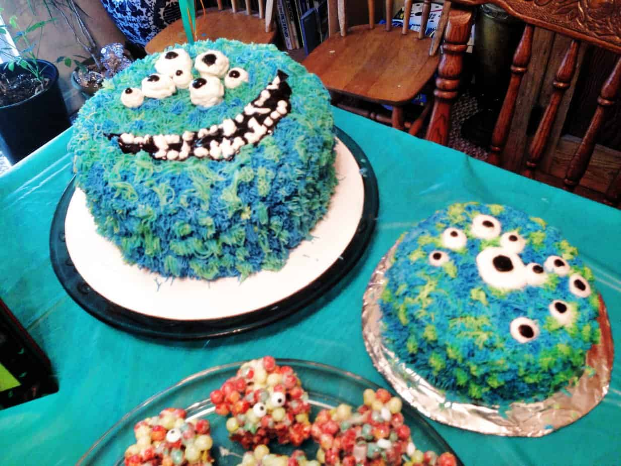 Ultimate Monster Themed Party! 5