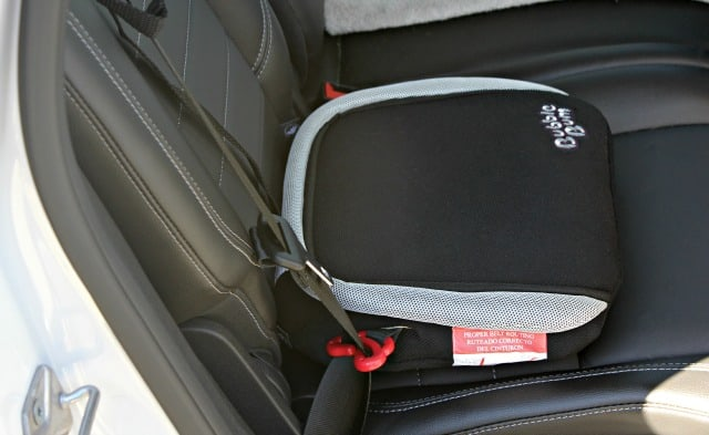 BubbleBum Booster Seat: Traveling With Kids Made Easier - Simply ...
