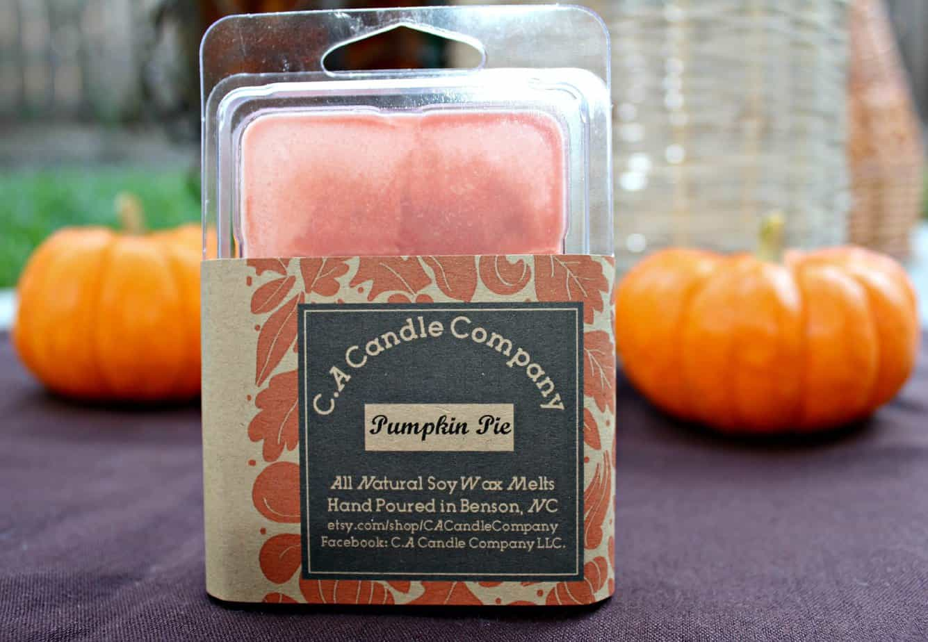 C.A Candle Company: Hand Poured Perfection 2