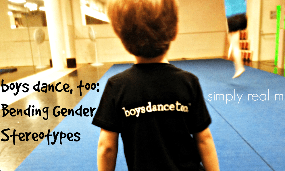 Boys Dance, Too ~Bending Gender Stereotypes 7