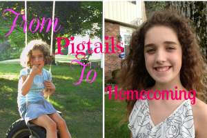 Dear Daughter: From Pigtails to Homecoming