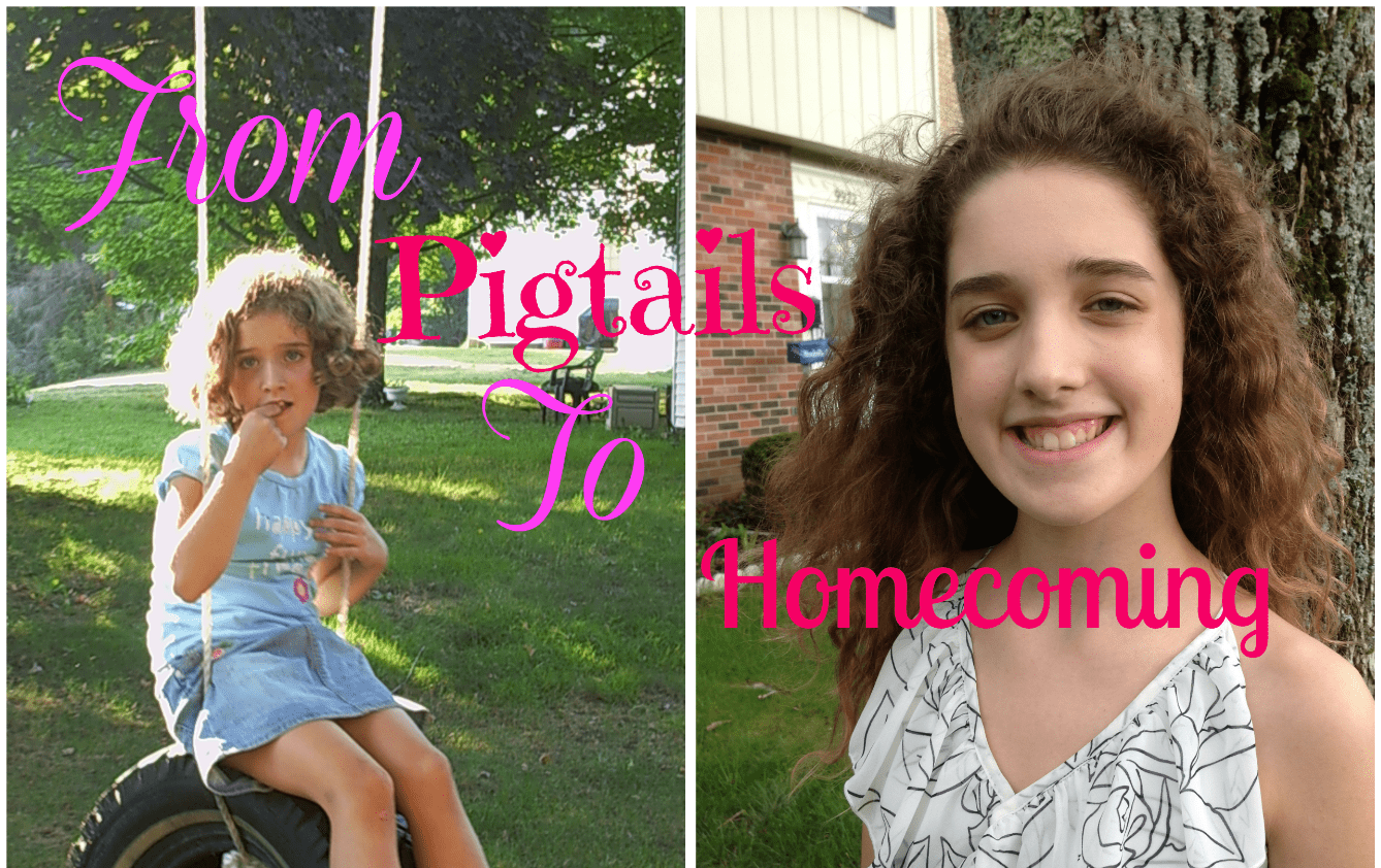 Dear Daughter: From Pigtails to Homecoming 2