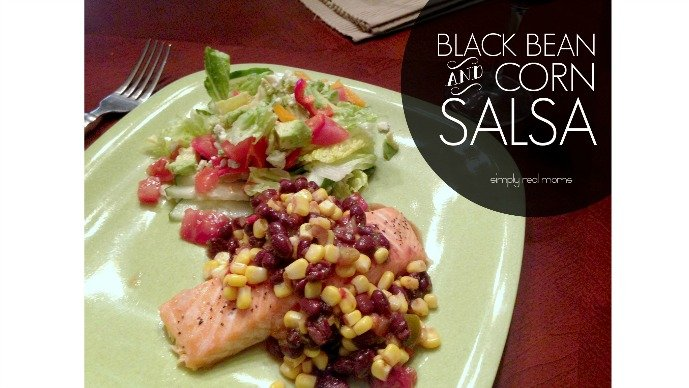 Black Bean and Corn Salsa 4
