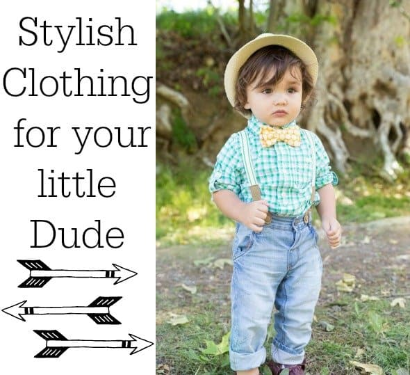 Stylish Clothing for your little Dude 23