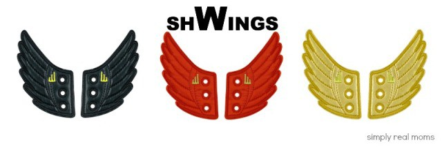 show wings
