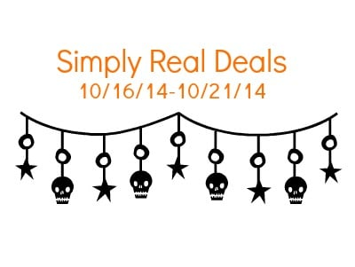 Simply Real Deals 10/16/2014- 10/21/2014 1