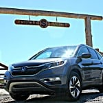 2015 Honda CR-V: Modern, Impressive, Family-Friendly