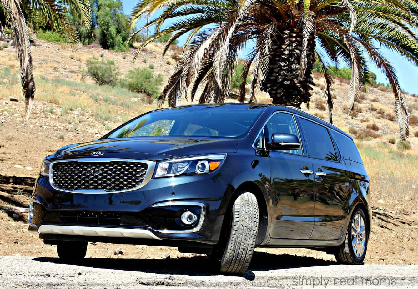 l with ex kia minivan driving road created test img rapha reviews review sedona