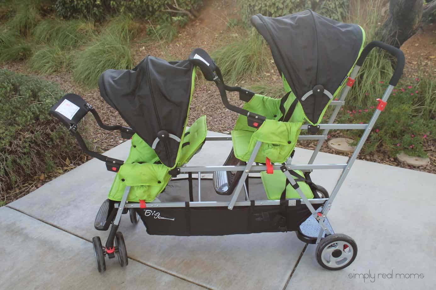 Joovy Big Caboose: A Stroller For Bigger Families! 4