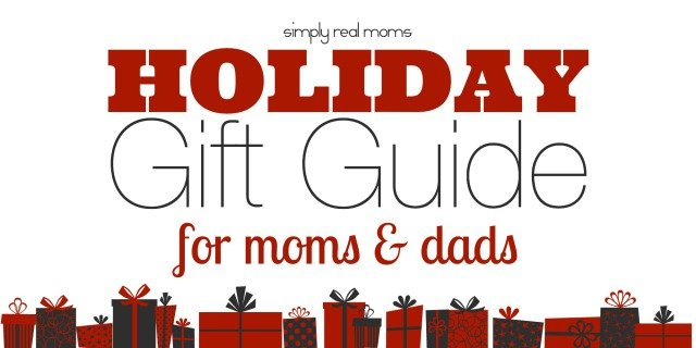 Mom & Dad Gift Guide 2014