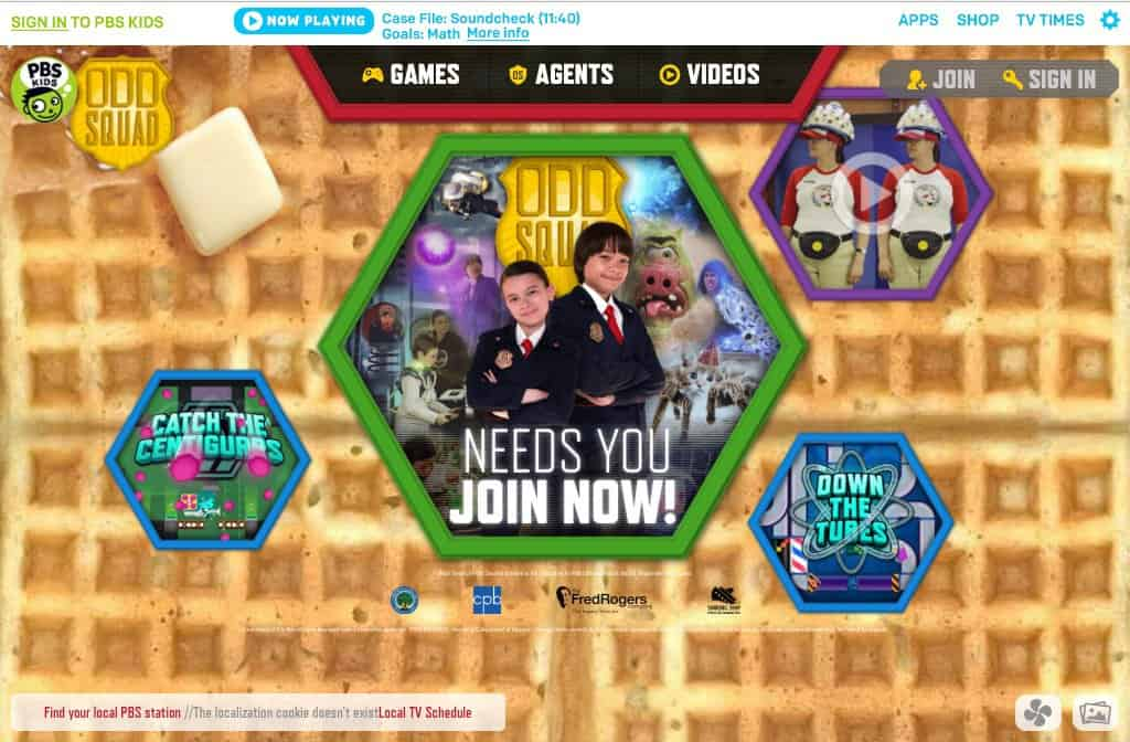 Odd Squad Online Games and Videos Now Available! 2