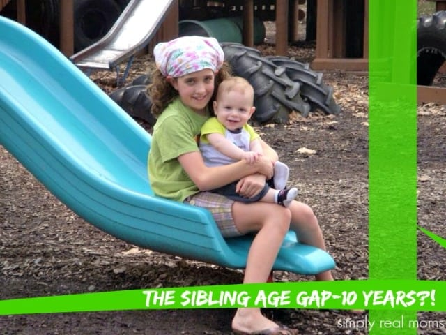 The Sibling Age Gap