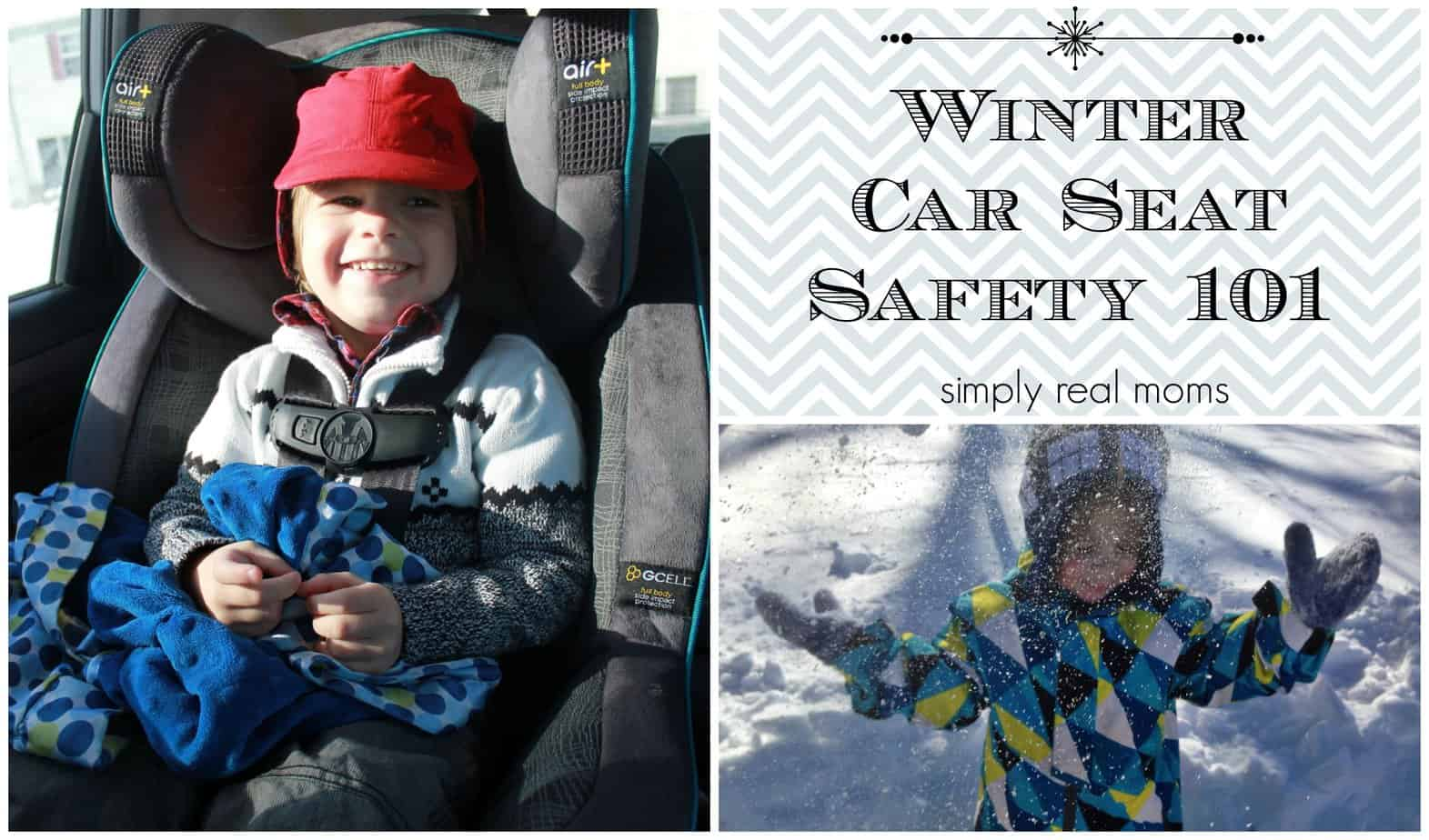 Winter Car Seat Safety 101 1