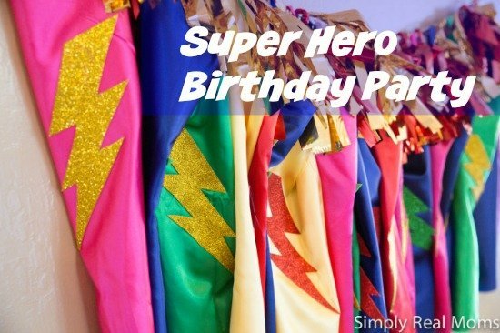 Superhero Birthday Party! 97