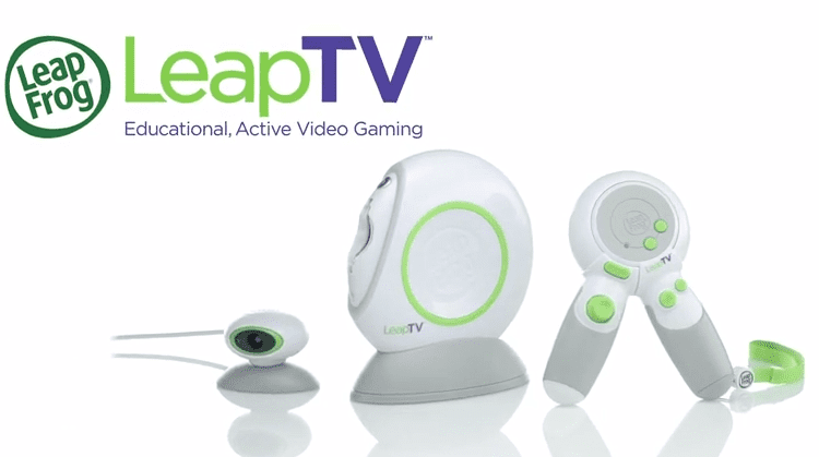 Leap TV Leap Into Gaming! 8
