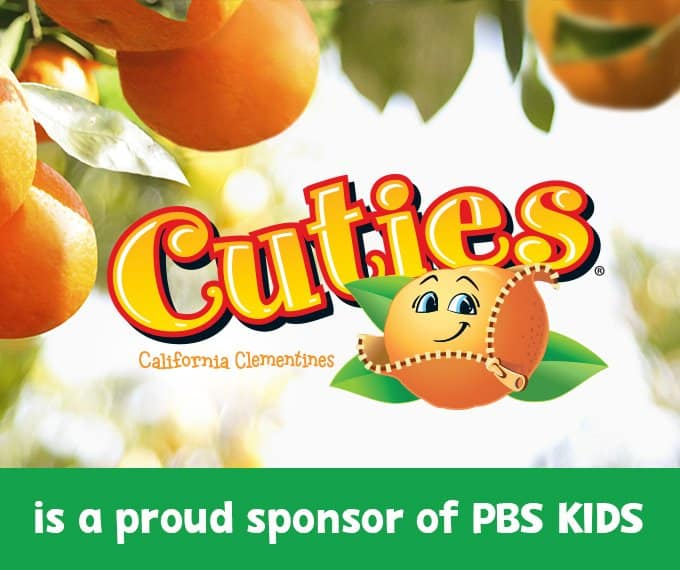 PBS KIDS partners with Cuties California Clementines 2