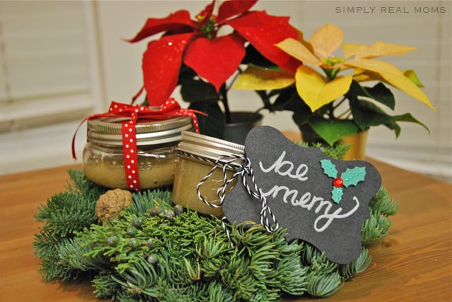 DIY: Peppermint Sugar Body Scrub 1