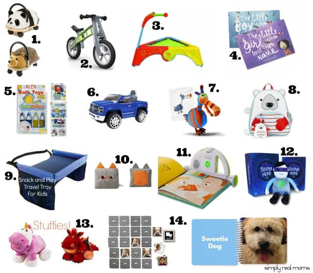 2014 Toddler Gift Guide