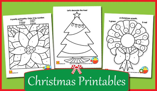 Fun Holiday Printables from Alex Brands 1