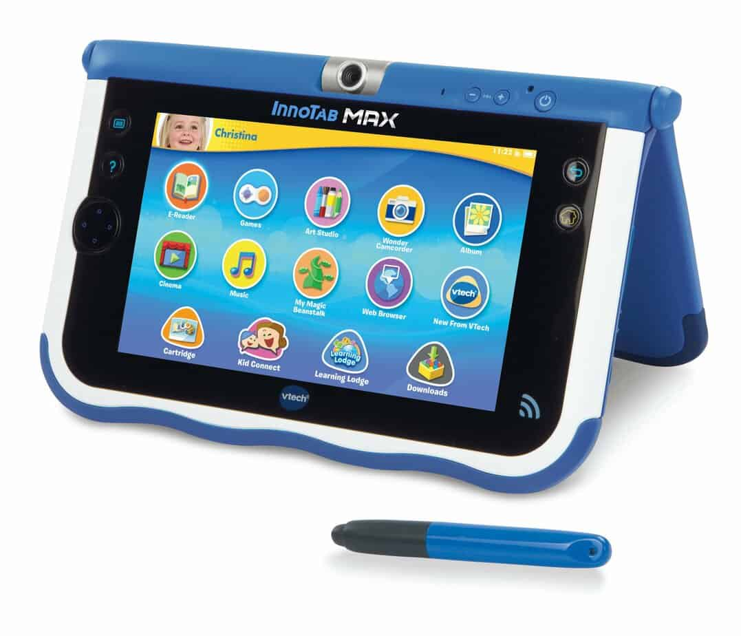Vtech InnoTab MAX (Review + Giveaway)